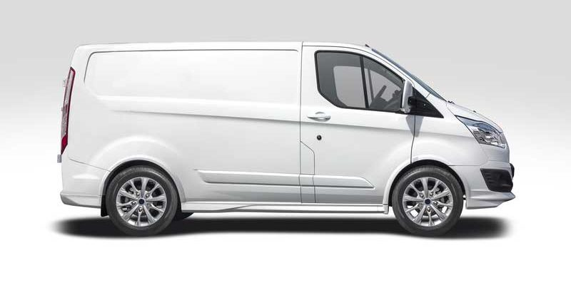 Rental Transit Van Northern Ireland